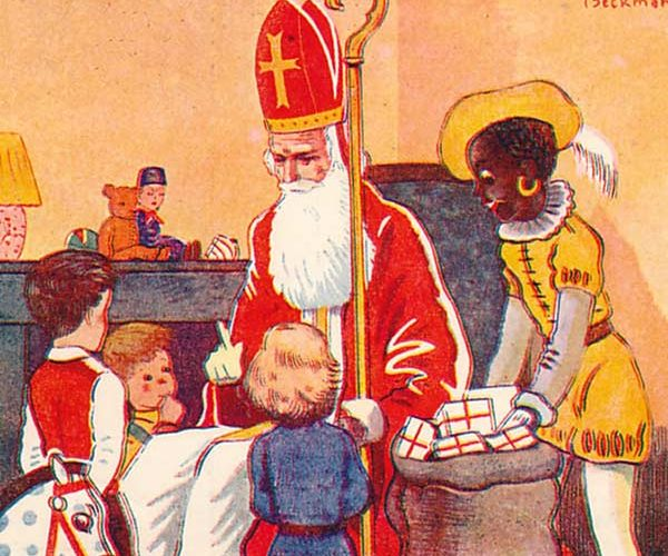 St. Nicholas Day and Black Peter