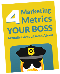 4 marketing metrics cover
